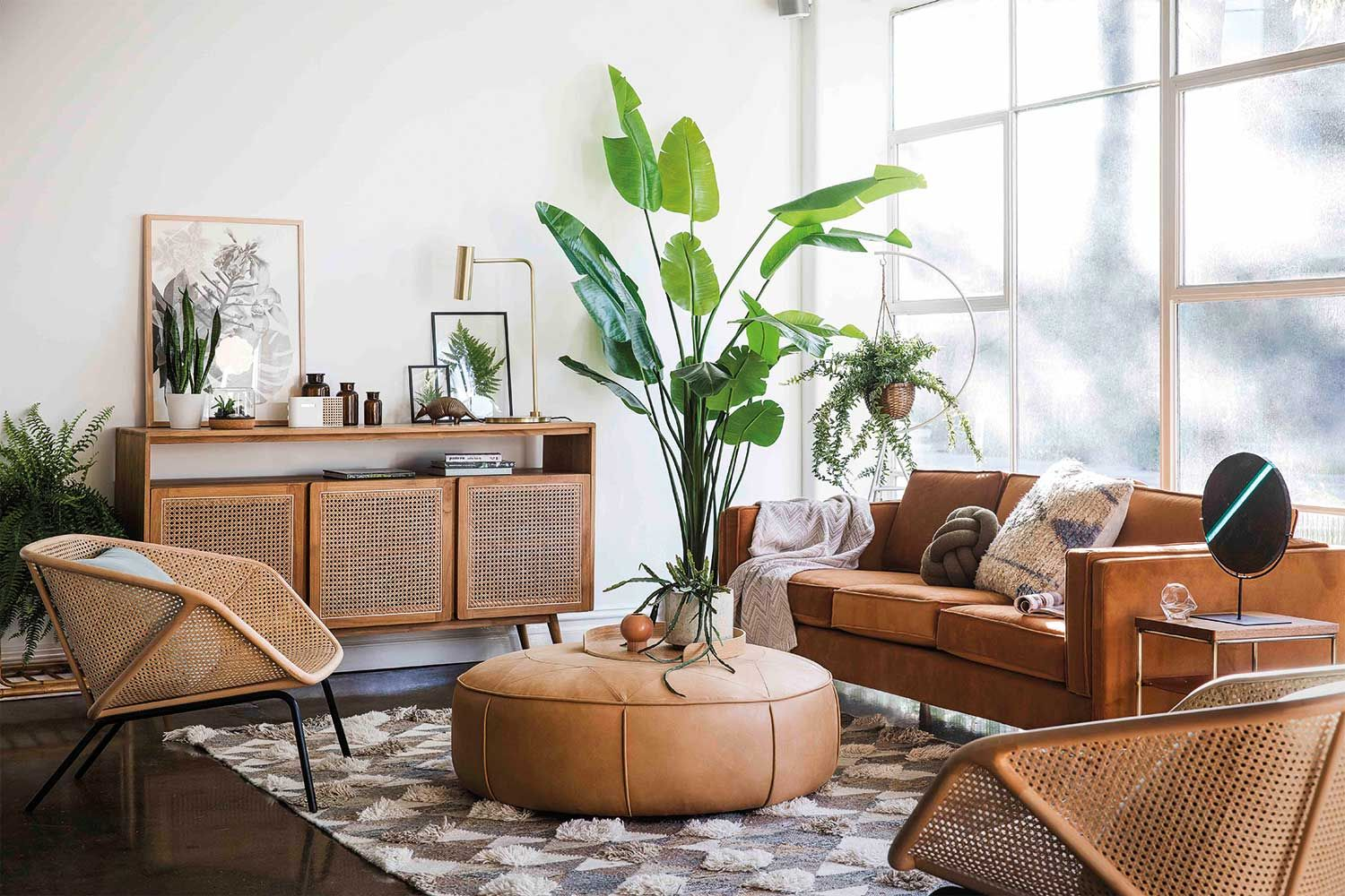 Rattan is all the rage | Natural home decor, Decor, Cheap ...