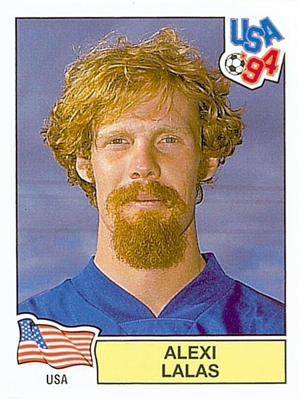 21 ALEXI LALAS - USA - FIFA World Cup USA 1994