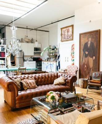 Hollister And Porter Hovey Home Tour Nyc Apartment In 2020