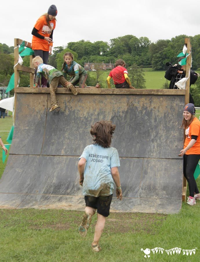 e00430edf32 Do your kids like to get muddy and enjoy a challenge  They ll love Fruit  Shoot Mini Mudder