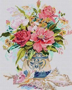 Treglown Designs 3299 Floral Vase
