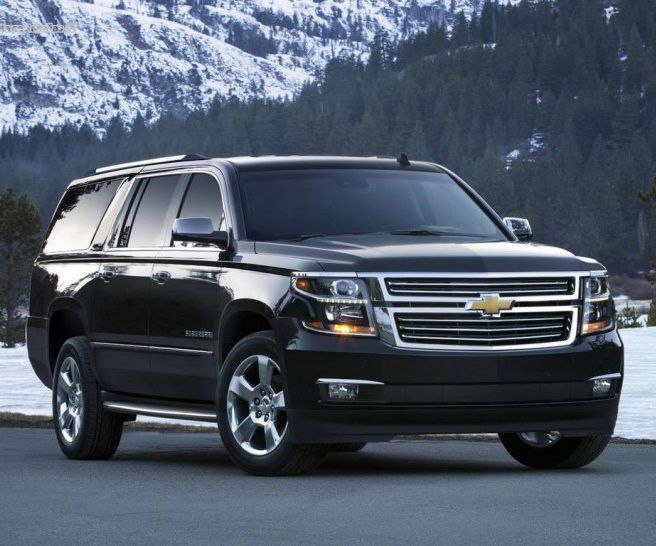 New 2020 Chevrolet Suburban Redesign Release Date Price Chevy