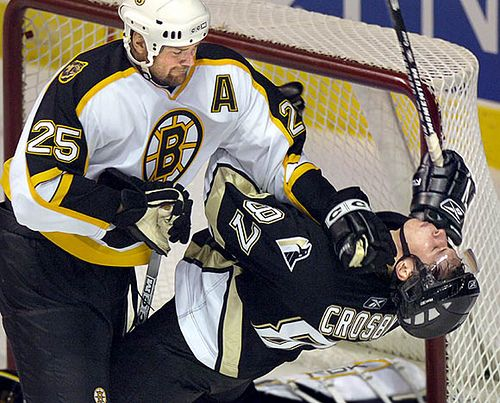 Hal Gill Boston Bruins Boston Bruins Hockey Boston Sports
