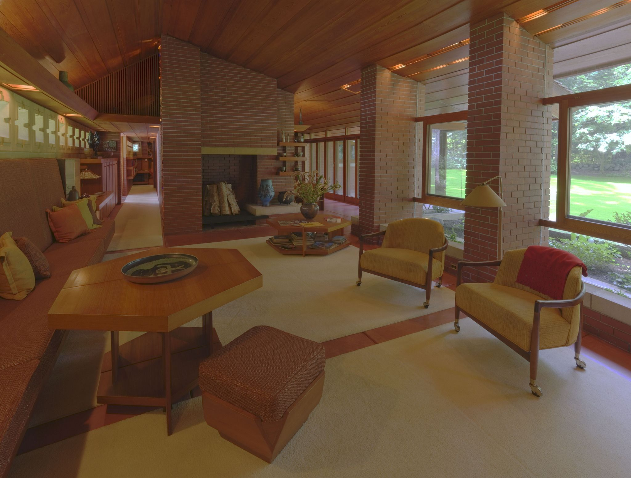 The Gropius House And Mid Century Modern Homes You Can Tour
