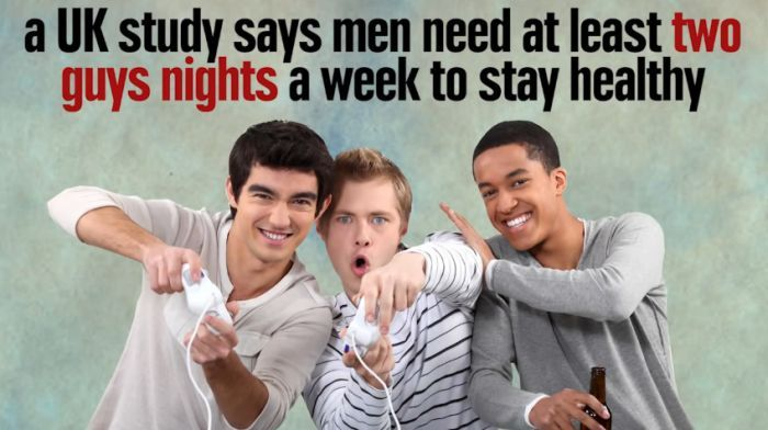 ViralSpots 18 Highly Interesting Facts About Men