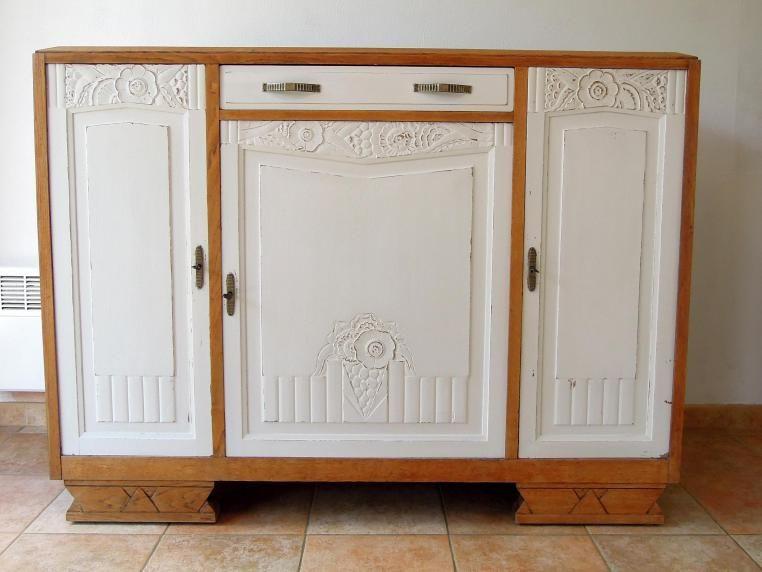 Coiffeuse Art Deco Mobilier De Salon Meuble Vintage Customiser Meuble Cuisine