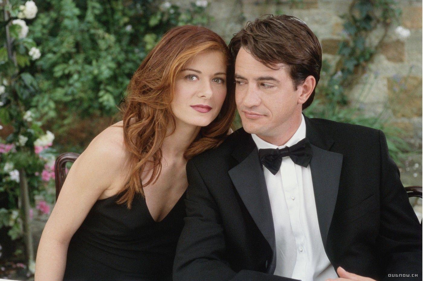 """""""The Wedding Date (El día de la boda)"""" (2004)   Debra Messing (Kat Ellis) - Dermot Mulroney (Nick Mercer)"""