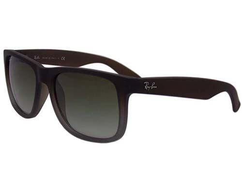592fdde41 Óculos De Sol Ray Ban Justin RB4165 854 7Z Tam.51 | Óculos em 2019 ...