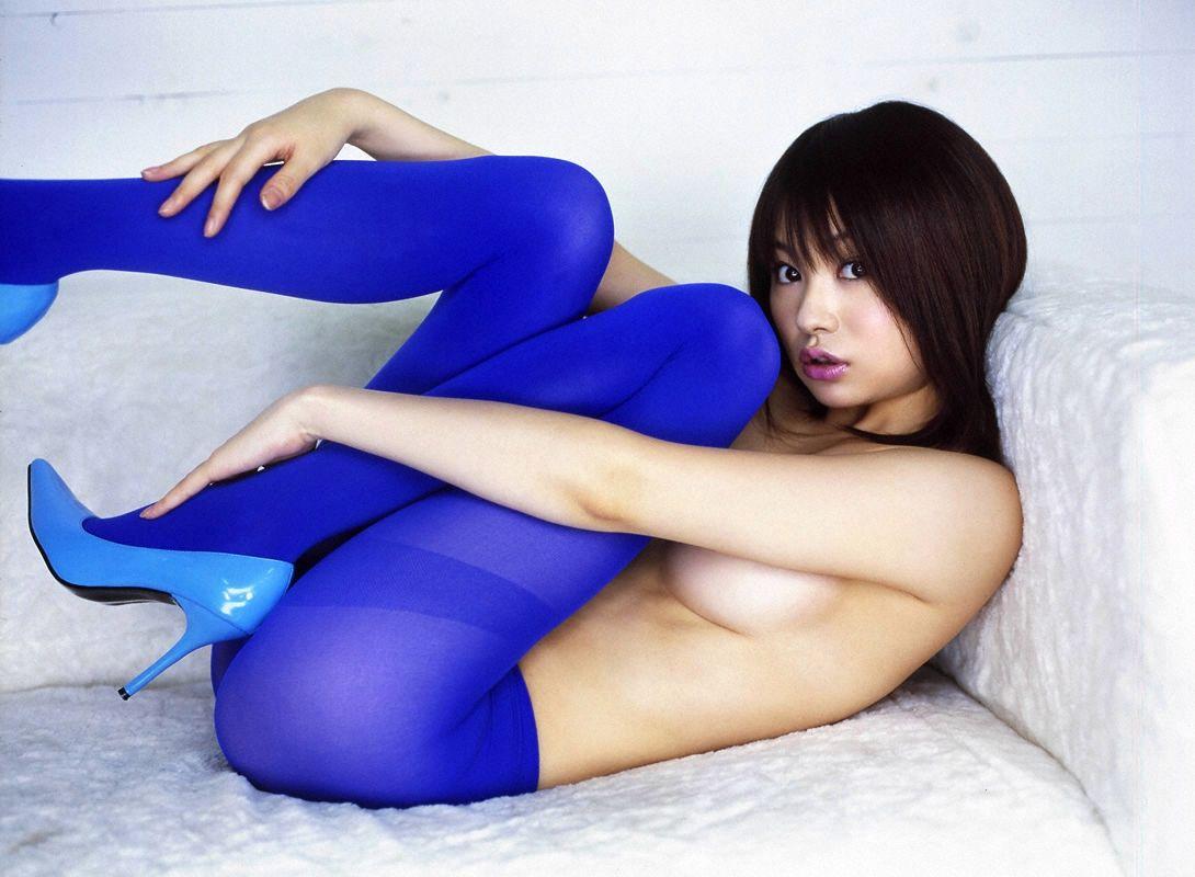 Non nude asian pantyhose