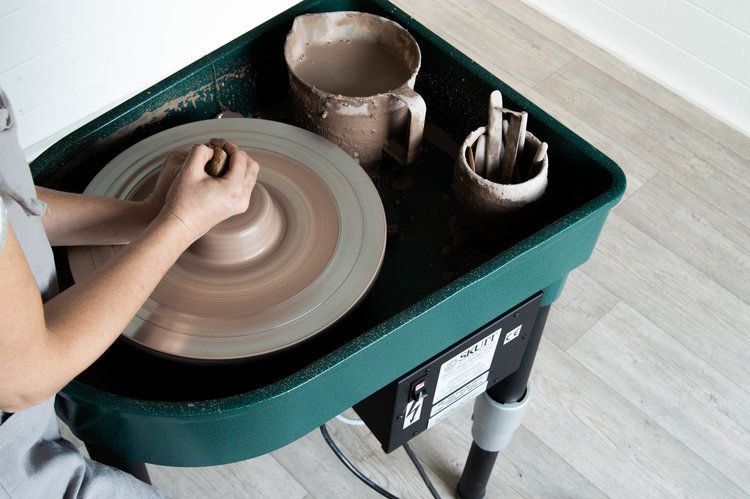 Choosing the right potters wheel pottery wheel for