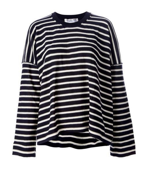 COMME DES GARCONS COMME DES GARCONS oversized sweater