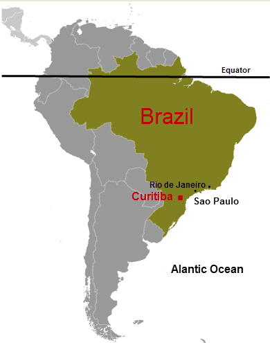 Curitiba brazil mission curitiba brazil pinterest curitiba brazil gumiabroncs Images