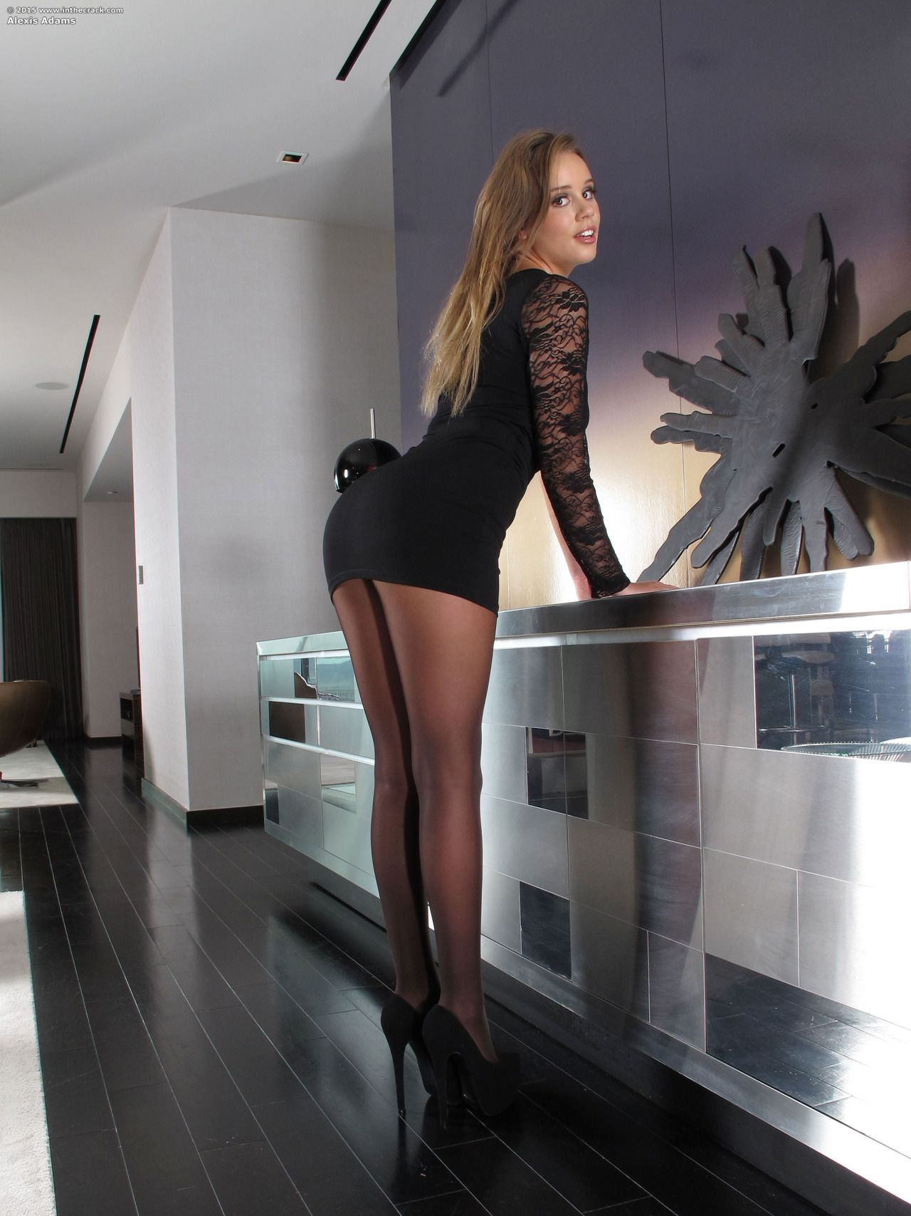 Adults pantyhose models videos