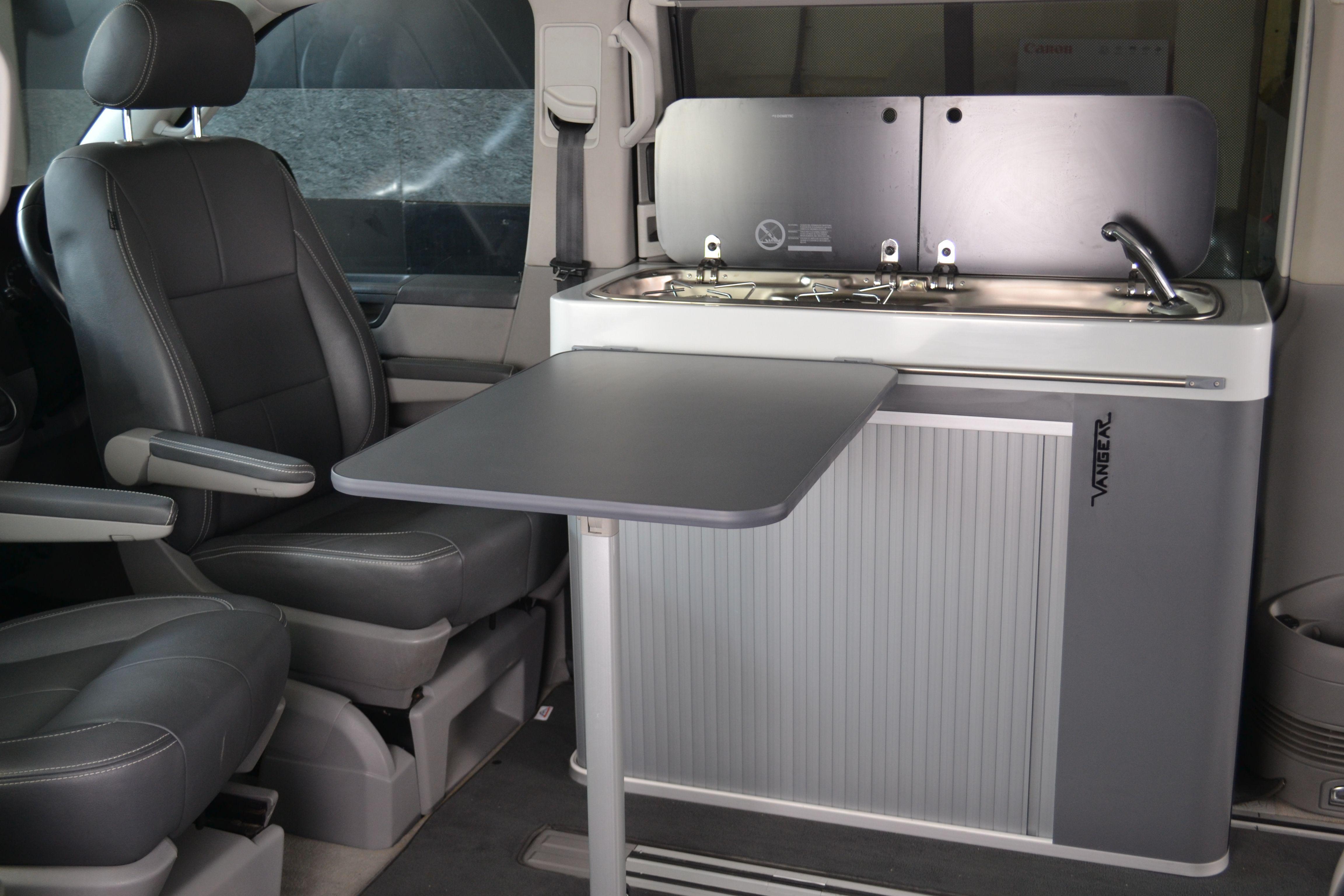 Maxi Campervan Unit | Camper Van | Camper storage, Campervan
