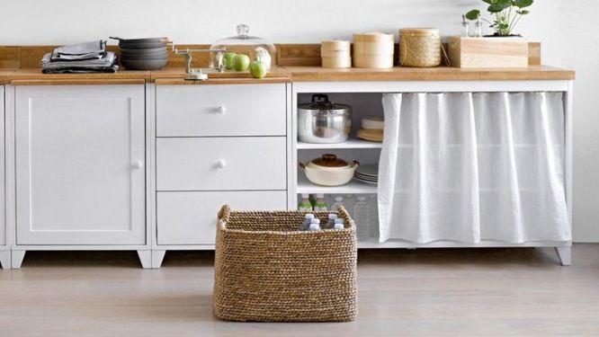 rideau meuble cuisine | cuisine | pinterest | cuisine - Meuble Cuisine Rideau