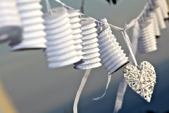 #Wedding In #Santorini Greece http://www.stellaandmoscha ...