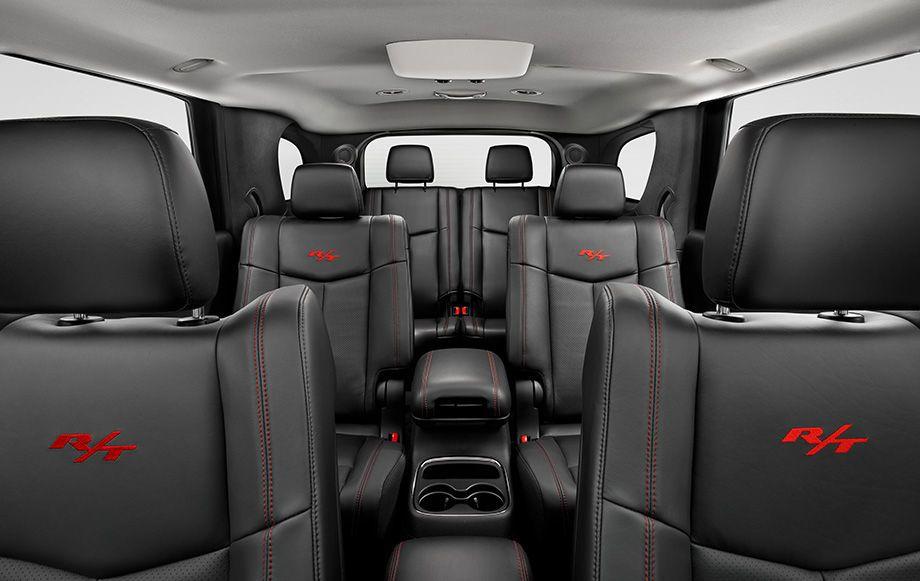 Dodge durango rt interior - Dodge durango 2017 interior pictures ...