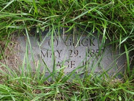 Glick State Old Insane And Penal Cemetery Columbus Ohio Cemetery Cemeteries History