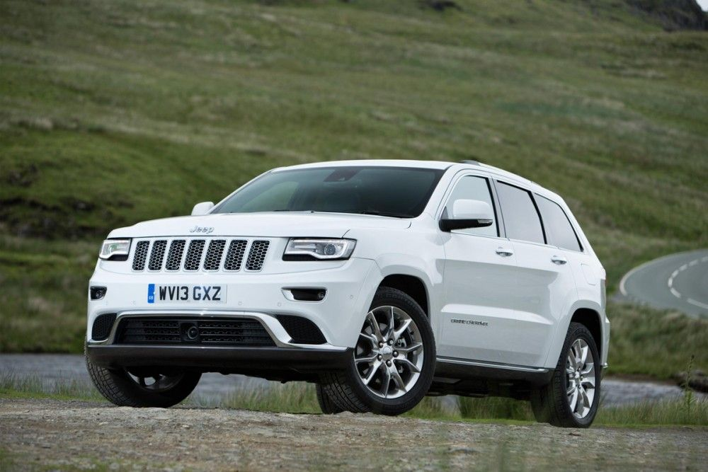 Jeep Grand Cherokee Review 2015 Chevrolet trailblazer