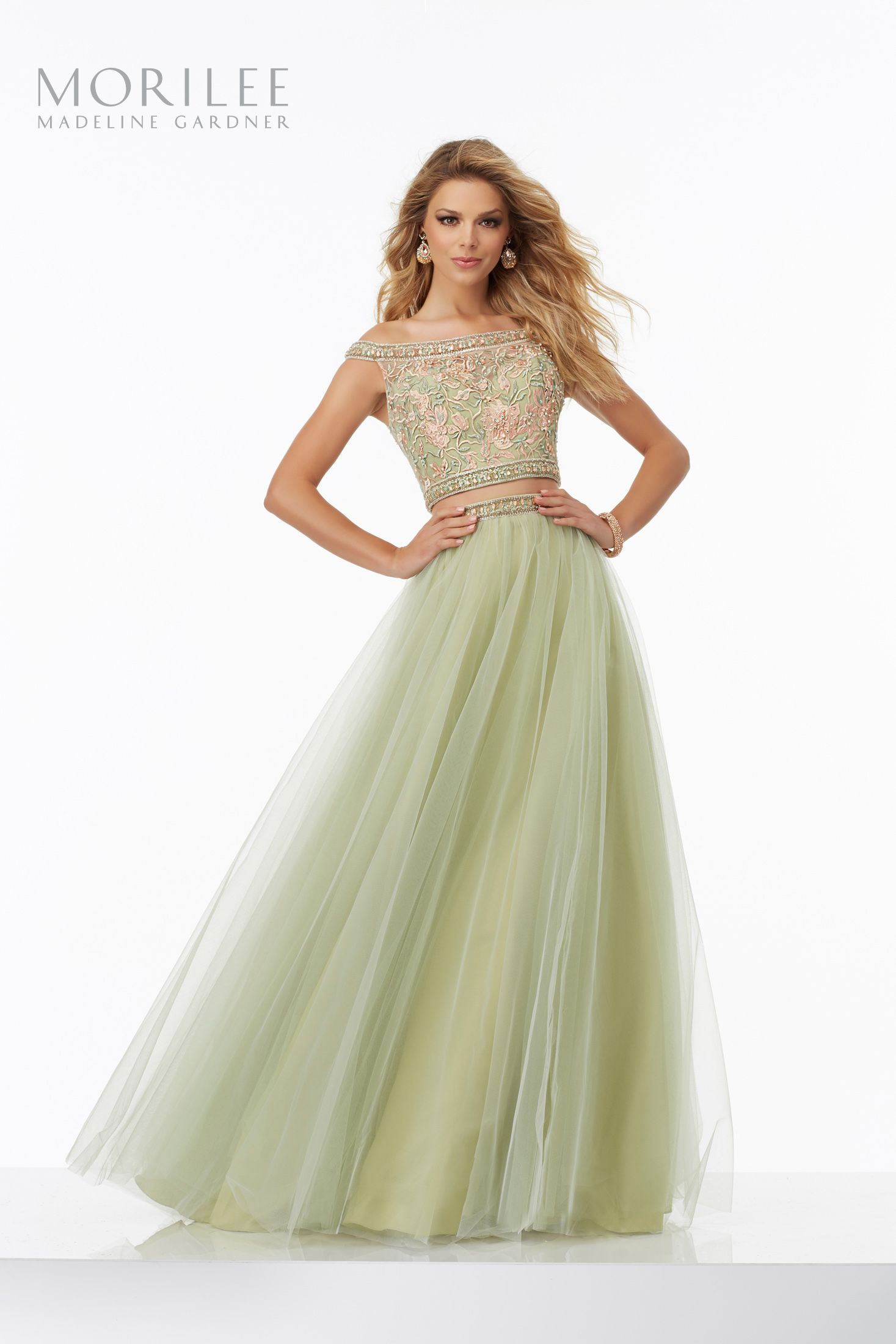 Green dress prom  Pin by Morilee UK on MORILEE PROM SS  Pinterest  Prom