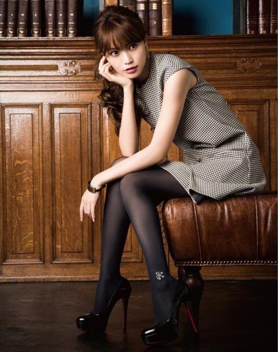 Japanese models pantyhose