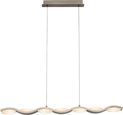Brilliant Liquid LED Pendelleuchte, 7-flammig eisen Jetzt bestellen
