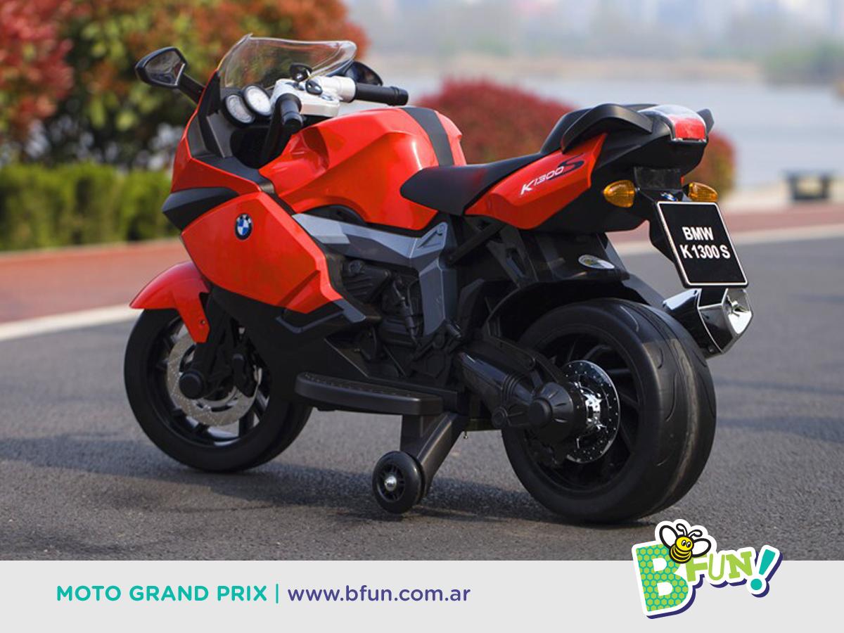 moto grand prix moto a batera recargable licencia bmw dos ruedas dos