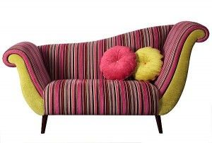 A Funky Take On The Chaise Longue
