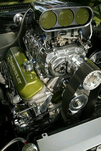 BLOWN ENGINE: You can't beat the performance or gained horsepower of a blown (supercharged) engine; however the waste gate pressure needs to be appropriately set!