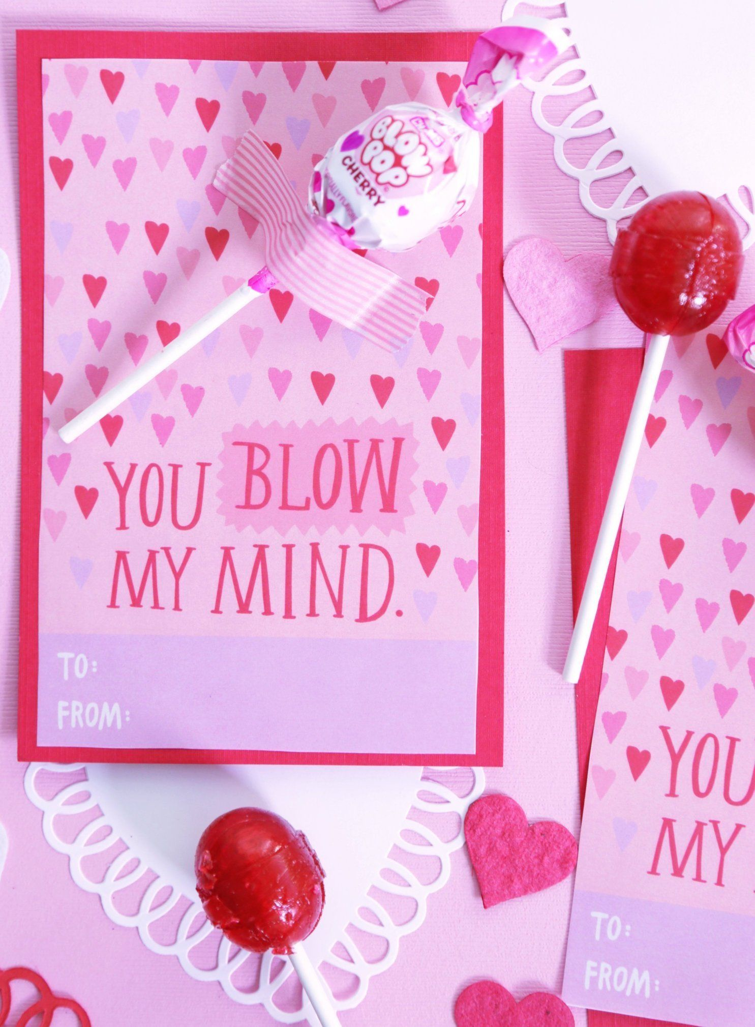 Grab These Free ValentineS Day Cards Perfect Paired With Bubble