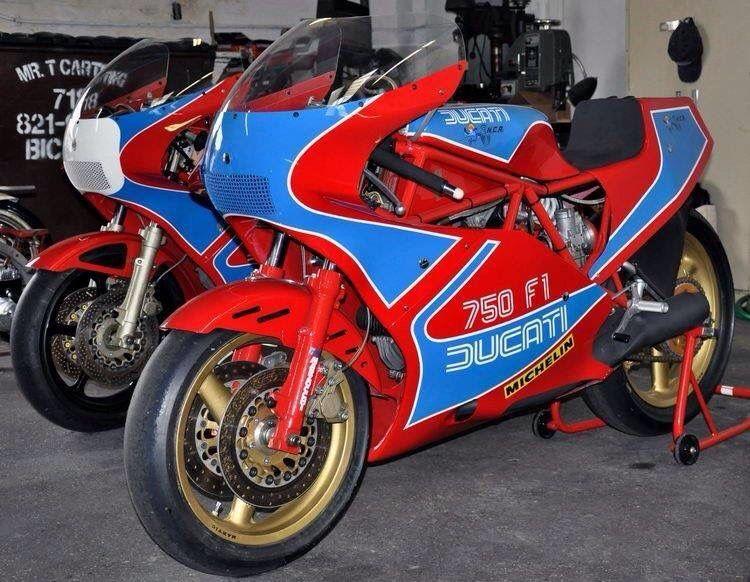 Ducati 750 F1 By NCR