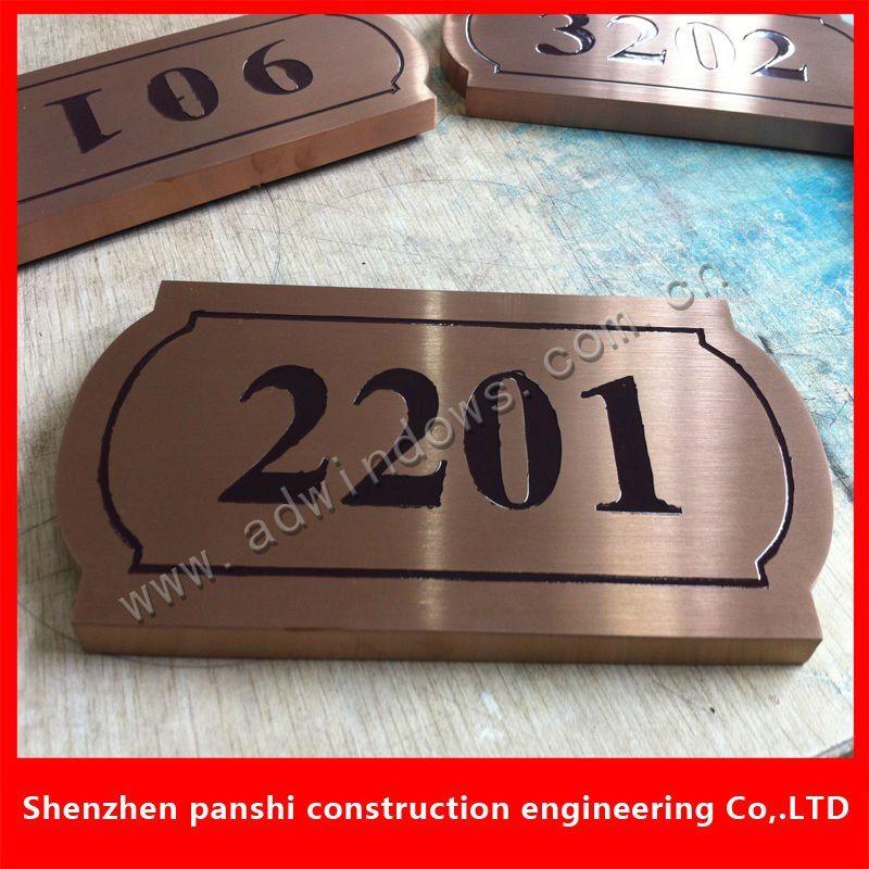 Groovy 304 Stainless Steel Hotel Room Number Signs Hotel Doors In Download Free Architecture Designs Intelgarnamadebymaigaardcom
