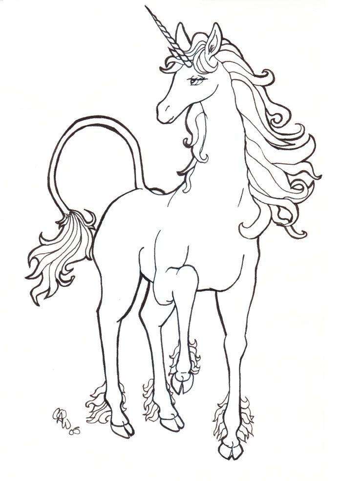 #einhörner #disney #coloring #horses | einhorn zum ausmalen