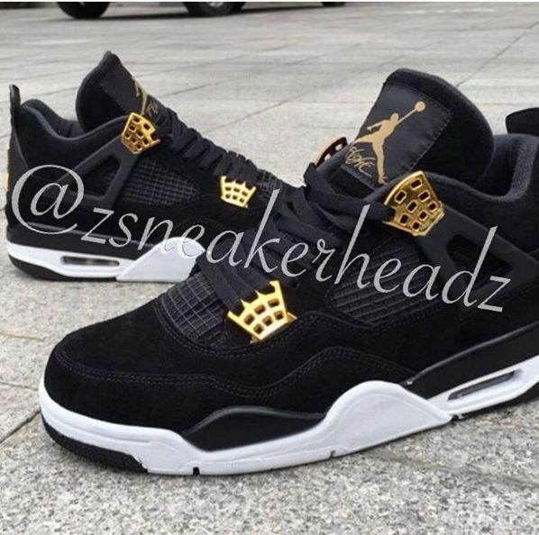Air Jordan 4 Royalty • KicksOnFire.com