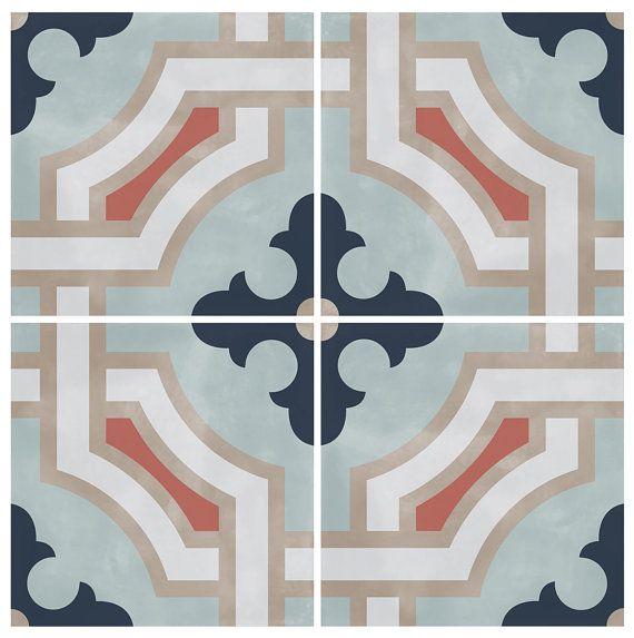 tralliccio chalk blue lattice pattern wallpaper removable vinyl wallpaper peel stick no. Black Bedroom Furniture Sets. Home Design Ideas