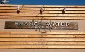 Branch Water Tavern on Shepherd Happy Hour