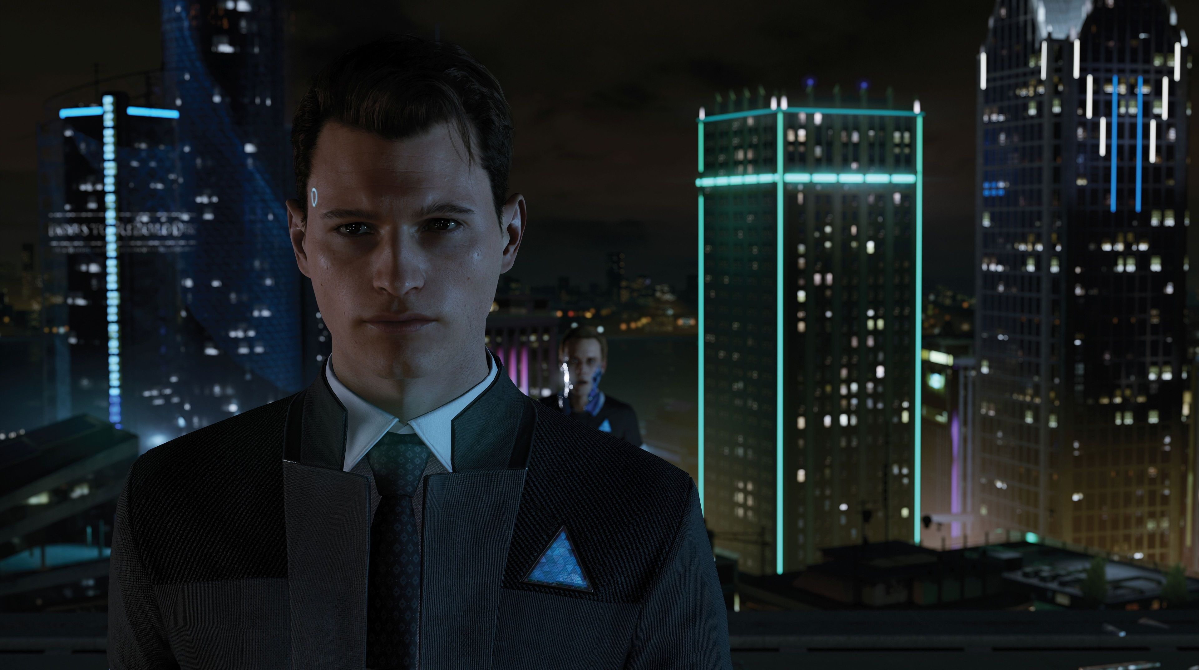 3840x2145 Detroit Become Human 4k Computer Wallpaper Detroit Become Human Detroit Become Human Actors Detroit Become Human Connor