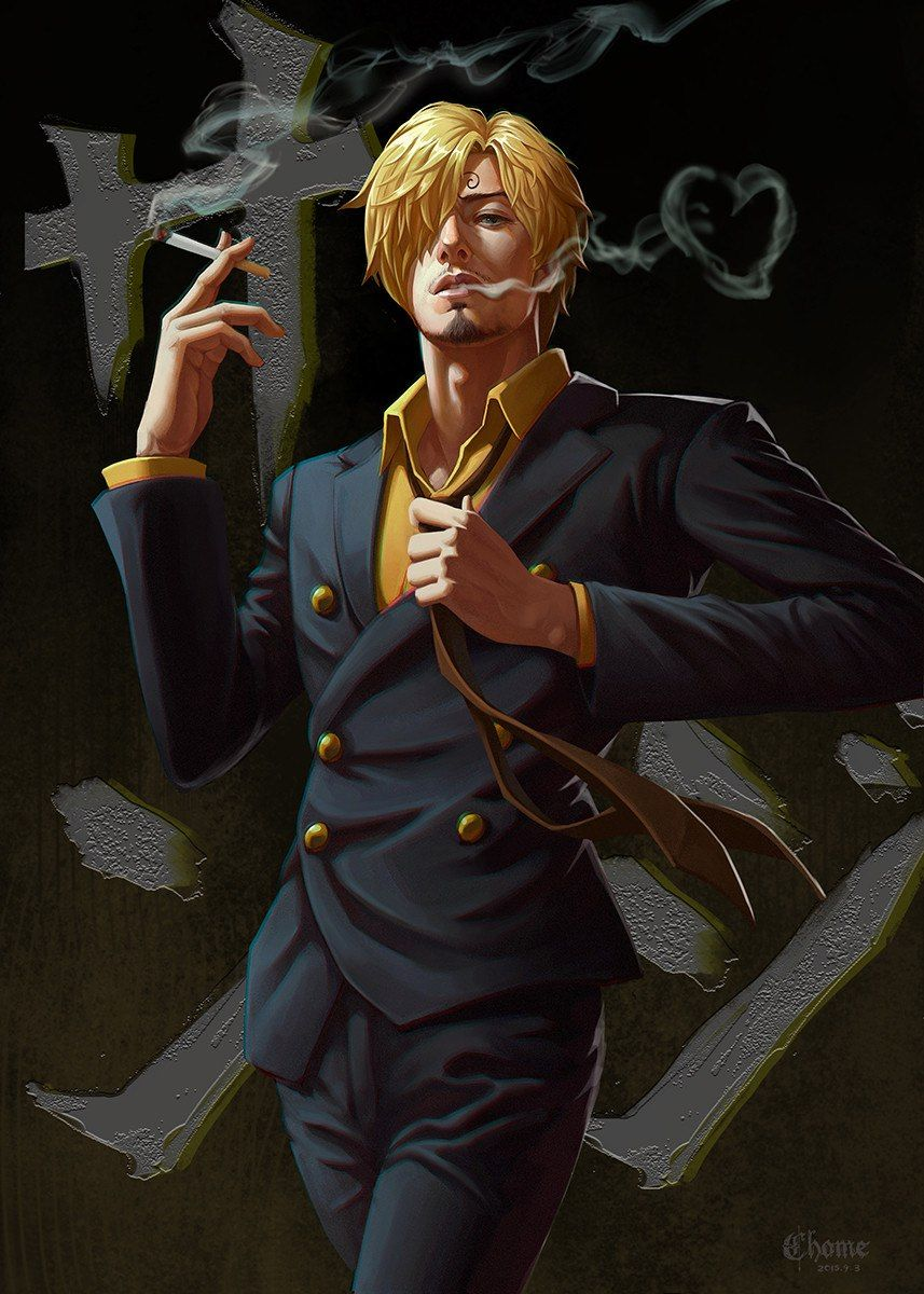 One Piece Sanji With Images One Piece Manga One Piece Anime Anime One