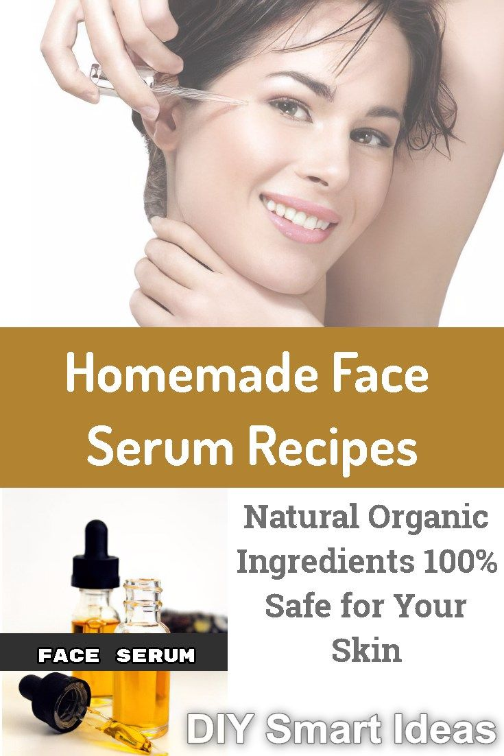 Don't waste your money on buying expensive facial serum actually you could make yourself the better