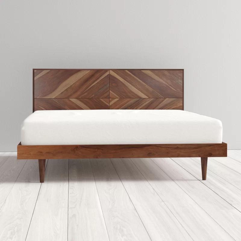 Pin on Modern Bed Frame