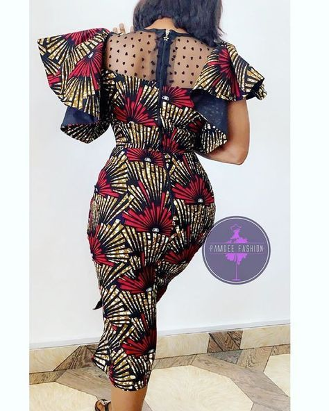 Stylish Ankara Fashion Designs #africanfashionankara Stylish Ankara Fashion Designs ,we have today for you is the most trending Styles we see over the weekend which are worn by Ladies of styles ,this s… #afrikanischekleider