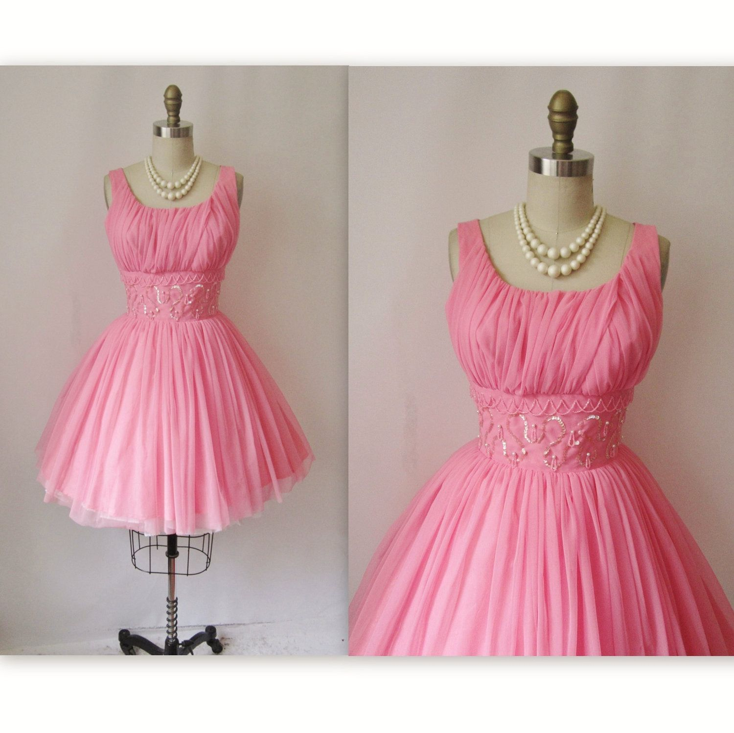 cupcakes and bubblegum...i love this vintage dress!