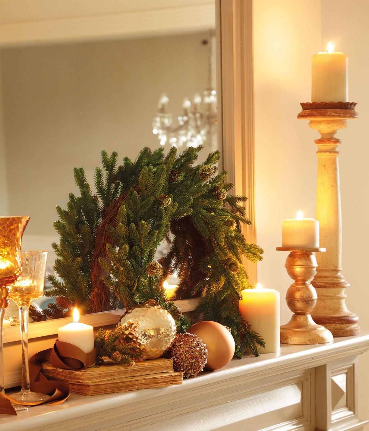 Decorar una casa pequena por navidad westwing magazine 6 for Decorar casa minimalista navidad