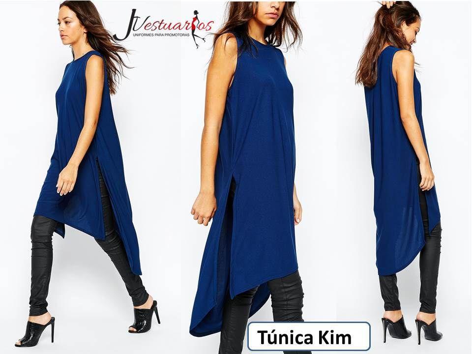 09c7e7682 Vestidos Casuales Para Damas - Blusones Largos - Sobretodos - Bs. 12.900
