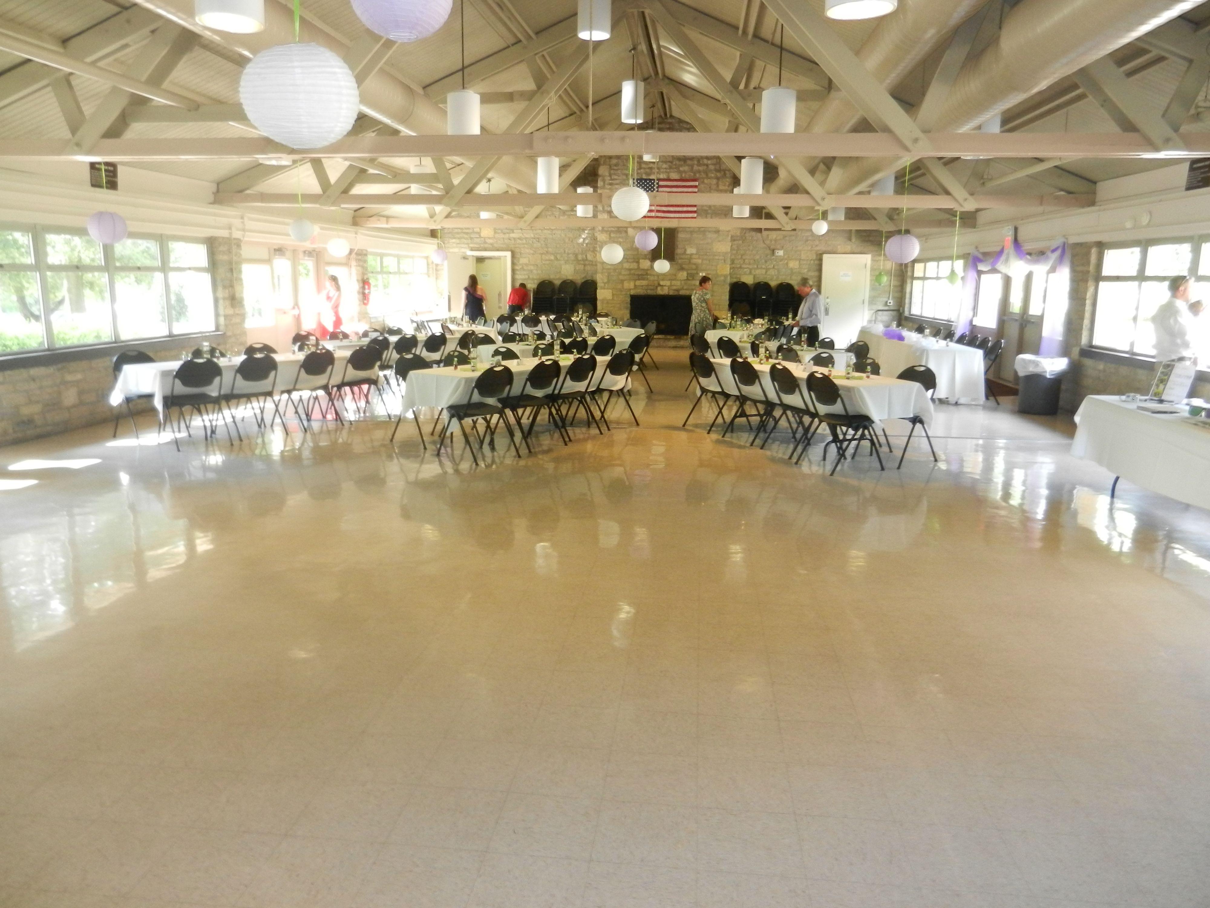 Whetstone Park of Roses Lodge Columbus Ohio Wedding Venues