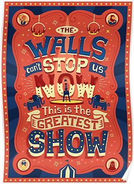 Greatest Show Poster