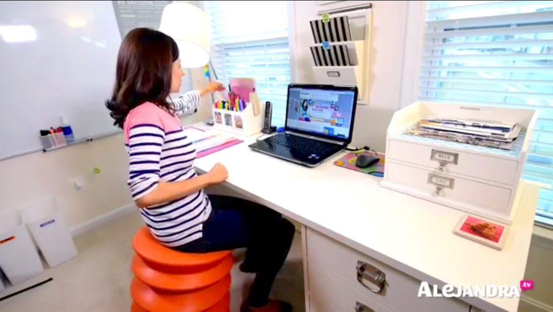 Alejandra Costello Office Organization Office Organization Office Workspace Home Organization