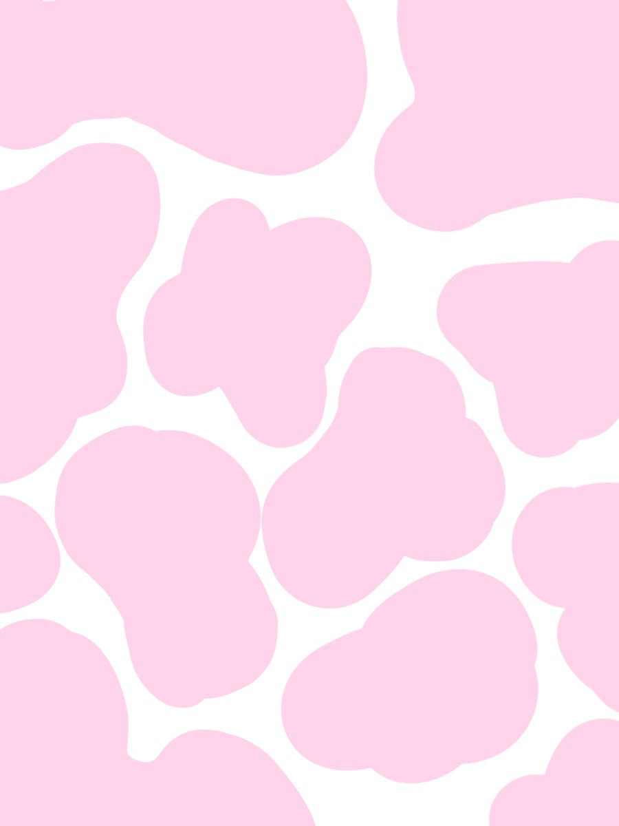 Pink Cow Print Pink Cow Cow Wallpaper Iphone Wallpaper Tumblr Aesthetic