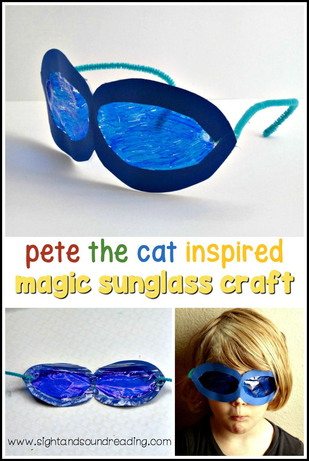 Pete The Cat Sunglasses Video