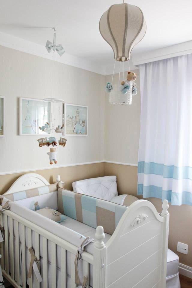 quartodebebê #quarto #balão | cuartos bebé | Pinterest | Dormitorio ...